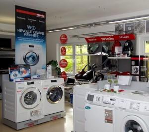 Miele Haushaltsgeräte bei Domhöfer Elektrotechnik
