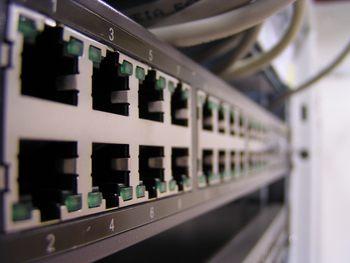 Netzwerktechnik von Domhöfer