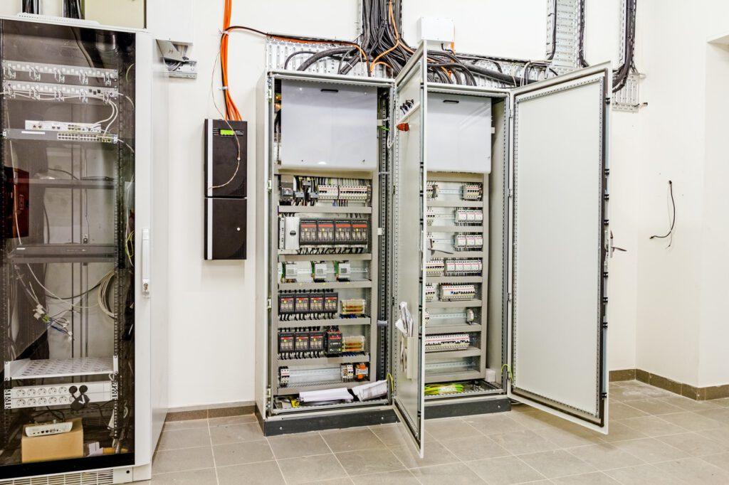 Gebäudetechnik Elektroinstallation