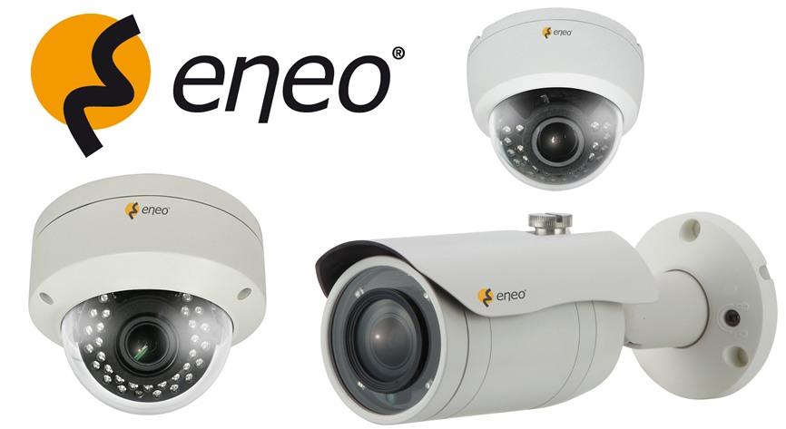 Eneo Sicherheitstechnik Kameraüberwachung